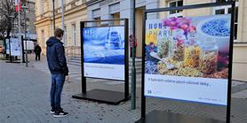 Výstava připomíná 30. výročí od návratu Farmaceutické fakulty do Brna