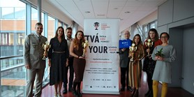 Když se spojí brněnské univerzity pro dobrou věc: společně jsme darovali 255 litrů krve
