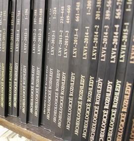 Knihovna archeologie