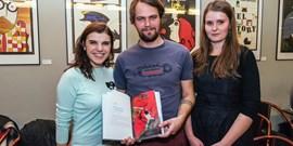 "Launching ceremony of the book ""Koráb pohádek"""