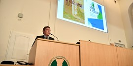"""Launching ceremony of the book """"Věrní a rozumní"""""""