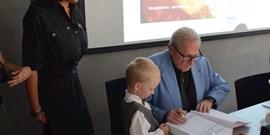 """Launching ceremony of the book """"Plastická a rekonstrukční chirurgie"""""""