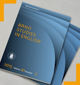 Brno studies in English