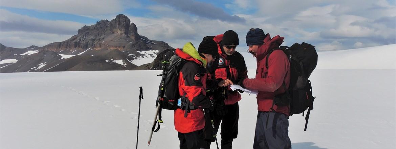 Polární extrémy nabízejí zajímavé podmínky pro testování materiálů a technologií