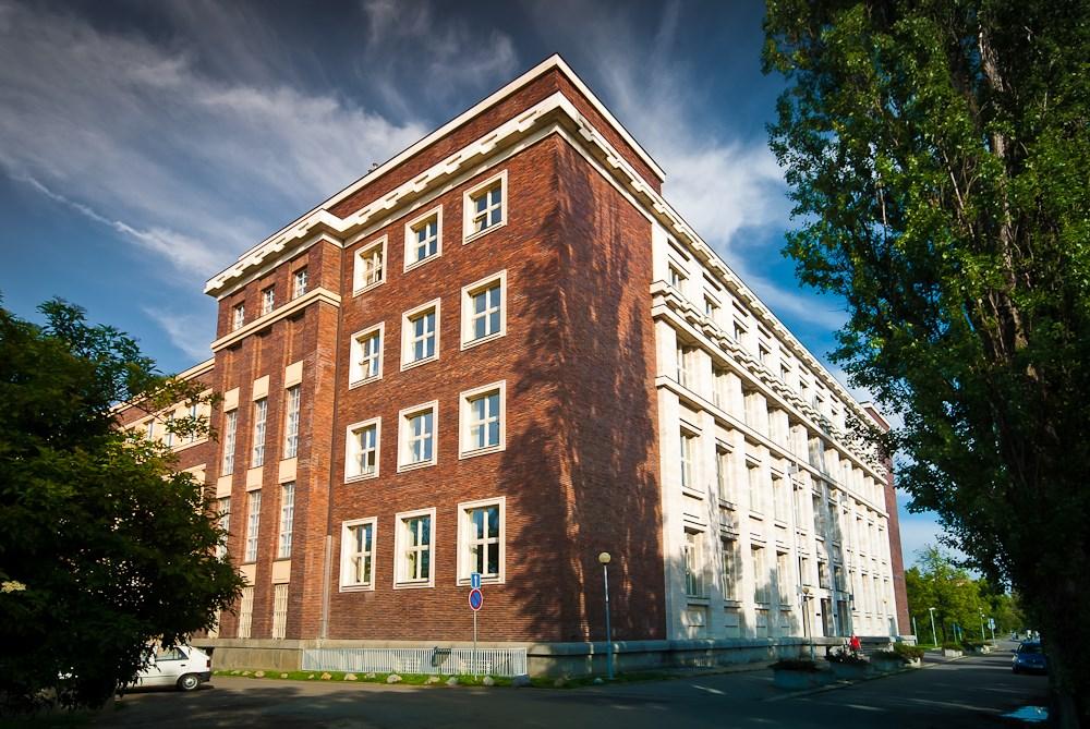 Budova Právnické fakulty MU