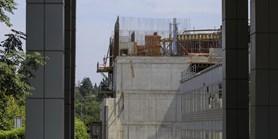 Výstavba Simulačního centra LF MU