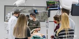 První lekce anestezie na operačních sálech
