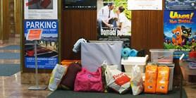 Organizátorka sbírky pro uprchlíky: Místo s krosnou jedeme s několika dodávkami