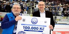 Kometa darovala univerzitě 100 tisíc na projekt pro autisty