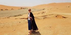 Fyzioterapeutka má v Saúdské Arábii úspěch s Vojtovou metodou