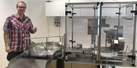 Nově na farmacii: výrobní linka pro výuku, výzkum i vývoj