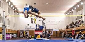 Atletiku dělá pro radost. A je druhý nejlepší v zemi