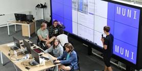Studenti útočili na aplikaci MUNI POMÁHÁ