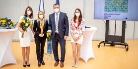 Masarykova univerzita převzala Cenu evropského občana