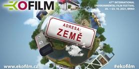 Adresa: Země. EKOFILM ukáže bydlení 21. století