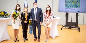 Masaryk University receives European Citizen's Prize