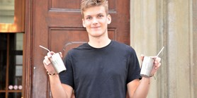 MU student produces environmentally friendly stainless steel cups