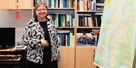 Norský král vyznamenal pedagožku Muni vysokým řádem za zásluhy