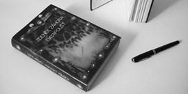 Kyberfantastický román Datapoušť láká na originální grafiku