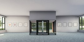 Neviditelná výstava v Domě umění připomene pionýry počítačového umění