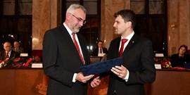 Brno ocenilo významné osobnosti. Mezi nimi i akademiky a absolventy Muni