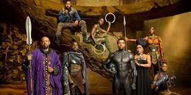 Komiksový Černý panter ukazuje rozmanitost černošství