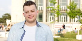 Jordanian med student: Czechs are amazing; they just drink a bit too much