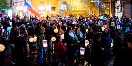 Vysokoškoláci oslaví 17. listopad na náměstí Svobody a průvodem