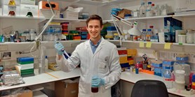 A special biomedical method helped him secure an internship placement in Paris