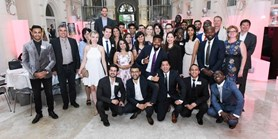 First alumni reunion attracts doctors from around the world