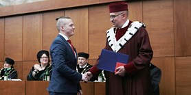 Successful academics and promising students receive Rector's Awards