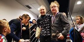 V kampusu běhali na podporu dětí s Downovým syndromem