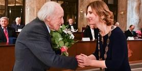 Cenu města Brna získaly osobnosti spjaté s univerzitou