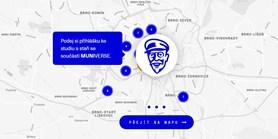 Video: Vstupte do MUNIVERSE, láká Masarykova univerzita uchazeče