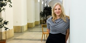 Siemens odměnil absolventku MUNI za výzkum cílené léčby rakoviny
