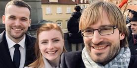 Medička stínovala ministra zdravotnictví