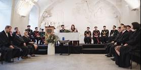 Masarykova univerzita má třináct nových docentů