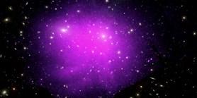 Chování mezigalaktické hmoty připomíná míchání mléka do kávy