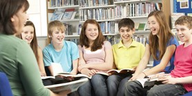 Potvrzeno výzkumem: Čím víc děti ve škole mluví, tím víc se naučí