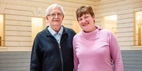 Učitel a žák: Pojítko dvou generací psychologů – logoterapie a Bůh