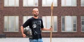 Učitel vodí studenty stovky kilometrů po stopách Alexandra Velikého