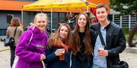 V univerzitním kampusu se rozrůstá spolupráce i společenský život