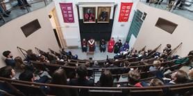 Video: Masarykova univerzita si připomněla 100 let od prvních přednášek