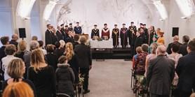 Noví docenti převzali dekrety od rektora Masarykovy univerzity