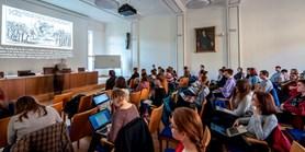 Týden humanitních věd přiblíží barevnost oborů filozofické fakulty