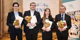 Ministr školství poprvé ocenil vysokoškolské pedagogy. Mezi nimi i Zdeňka Bochníčka
