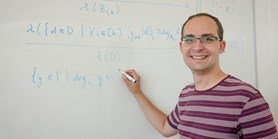 Daniel Kráľ becomes a Fellow of the American Mathematical Society