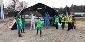 Video: Dobrovolníci natočili, kde všude MUNI pomáhá