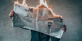 Dokážou česká média zvládat nápor chaosu, jenž provází krize?