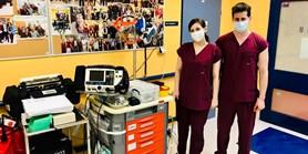 Izraelští medici pomáhali v Česku. Během krize pracovali v nemocnici